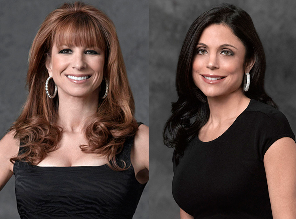 Jill Zarin, Bethenny Frankel, Real Housewives Fights
