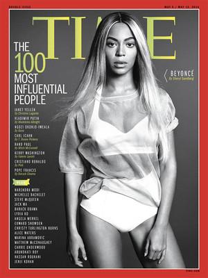 Time 100, Beyonce