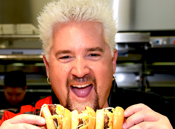 Every Item From Guy Fieri's New Vegas Menu, Ranked by How Likely They Are to Kill You
