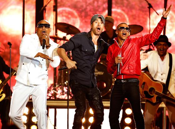 Enrique Iglesias, Gente De Zona, Descember Bueno, Billboard Latin Music Awards