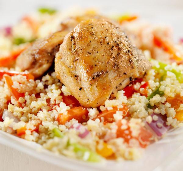 Fabulist Food, Roasted Chicken