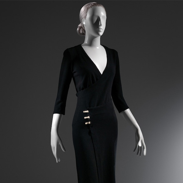 """""""Taxi"""" Dress, Ca. 1932 From Charles James: Beyond Fashion"""