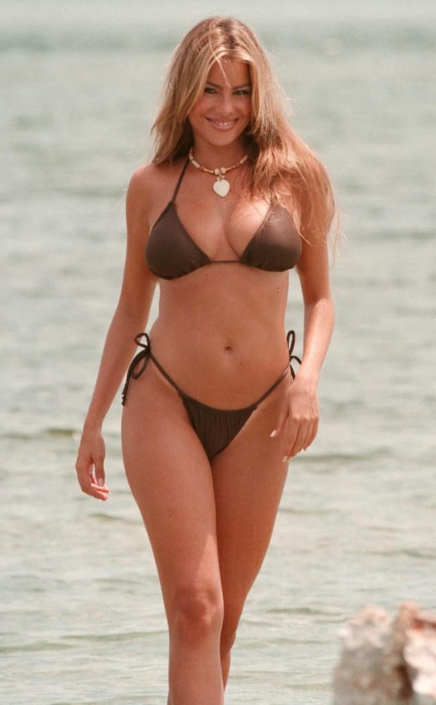 софия вергара фото бикини