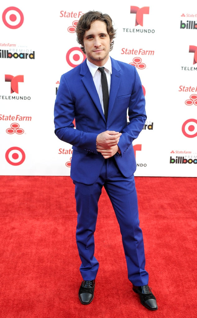 Diego Boneta, Billboard Latin Music Awards