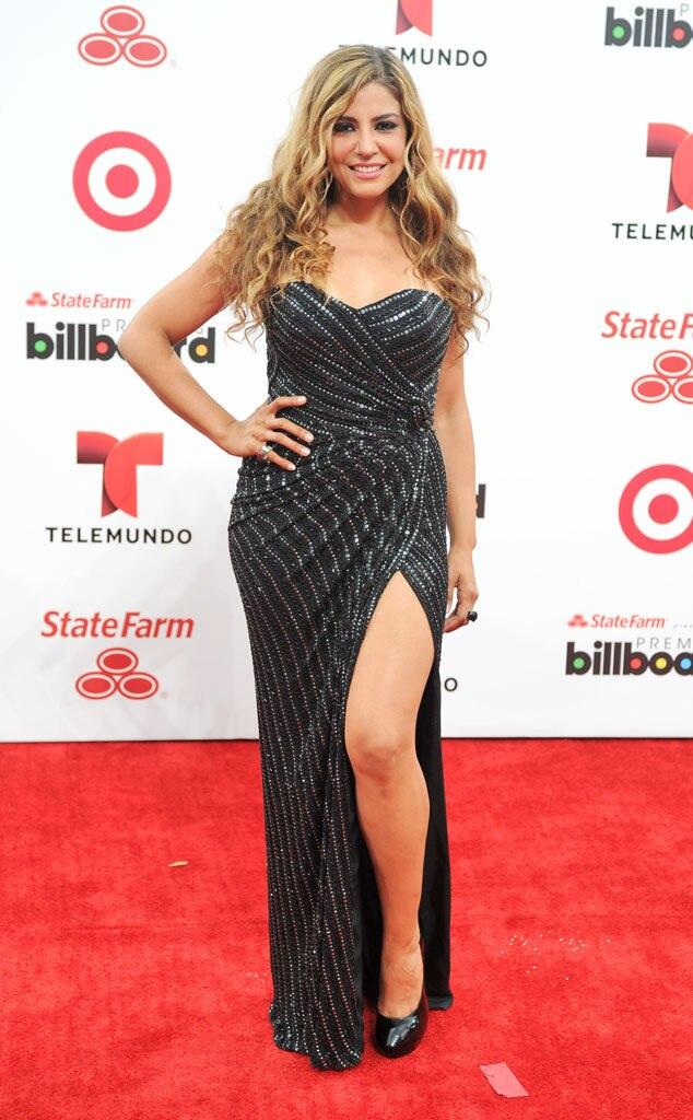 Lena Burke, Billboard Latin Music Awards