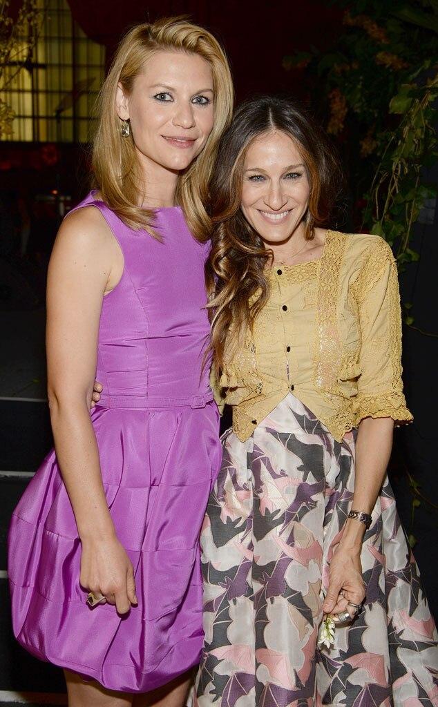Claire Danes, Sarah Jessica Parker