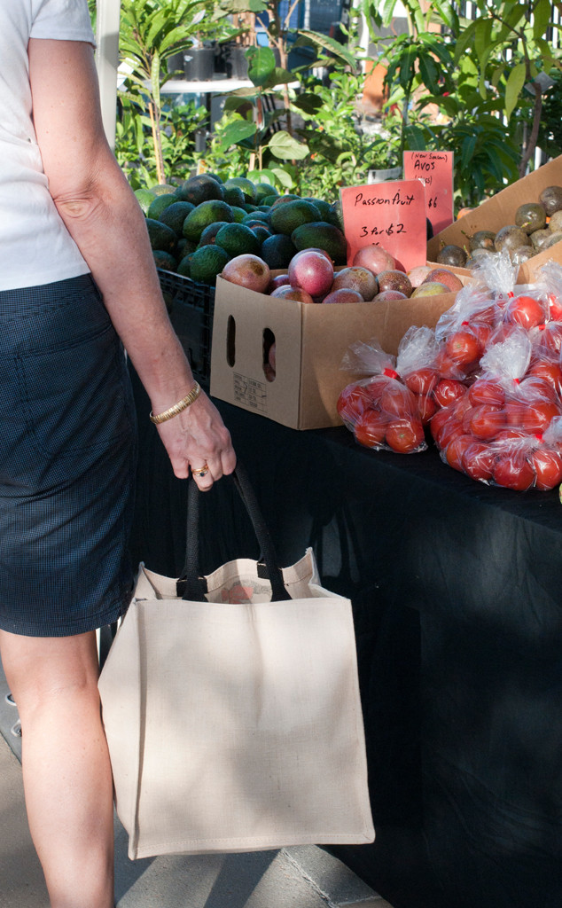 Stay Eco-Friendly, Reusable Shopping Bag