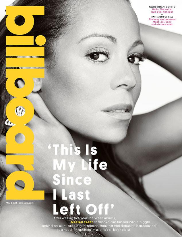 Mariah Carey, Billboard Magazine