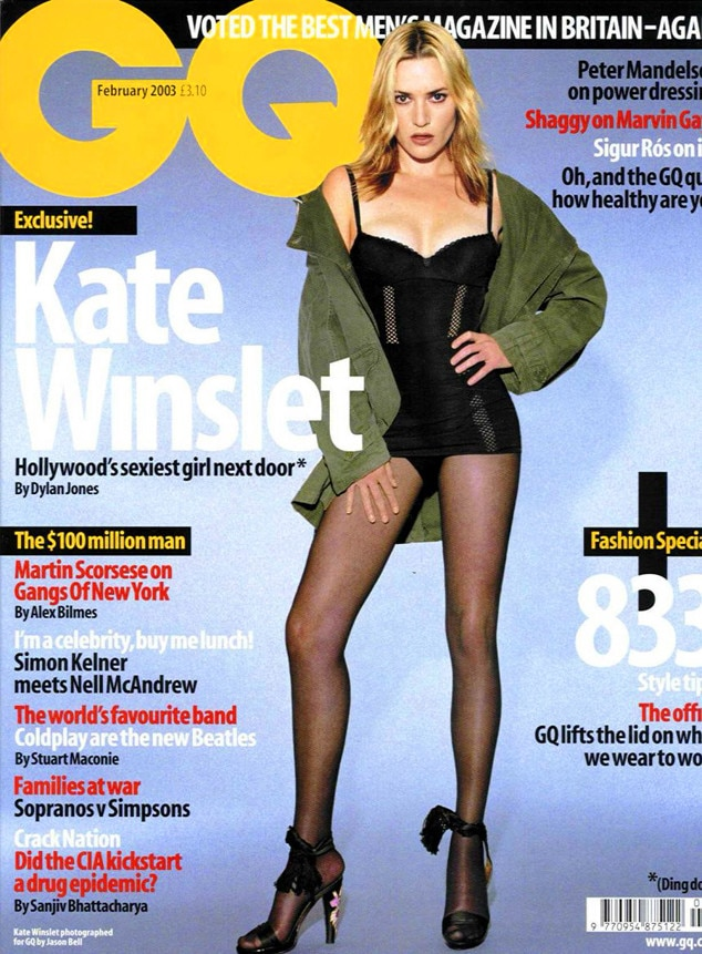 Kate Winslet GQ Photoshop