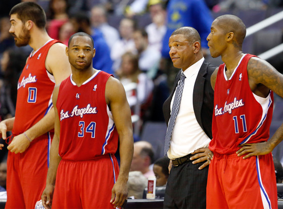Doc Rivers, Clippers