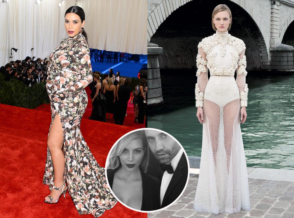 Kim Kardashian, Givenchy