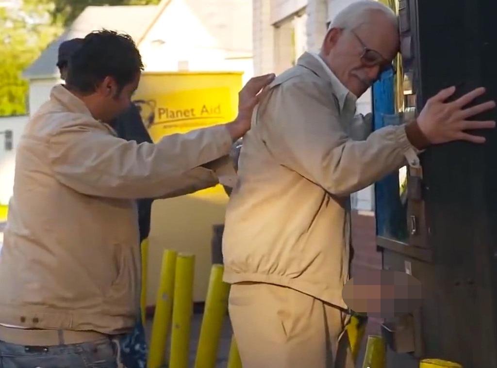 Bad Grandpa, Penis Gallery