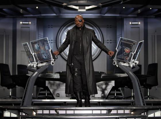 Samuel L. Jackson, Avengers