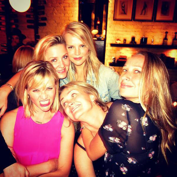 Reese Witherspoon, Jen Meyer Twitter