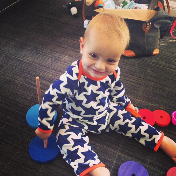 Duke Rancic Is the Cutest Baby Ever