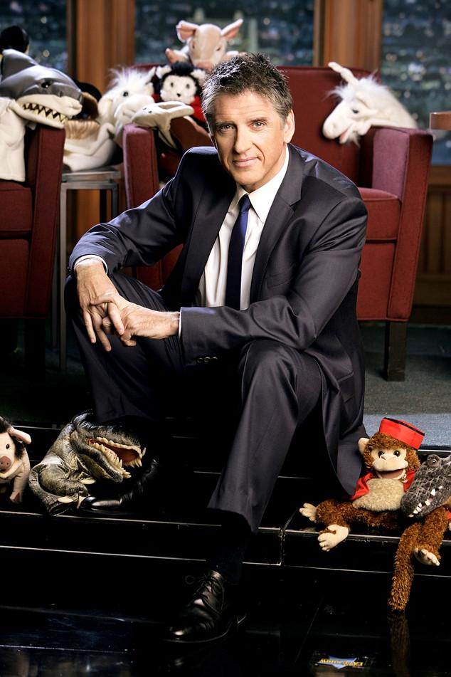 The Late Late Show with Craig Ferguson, Craig Ferguson