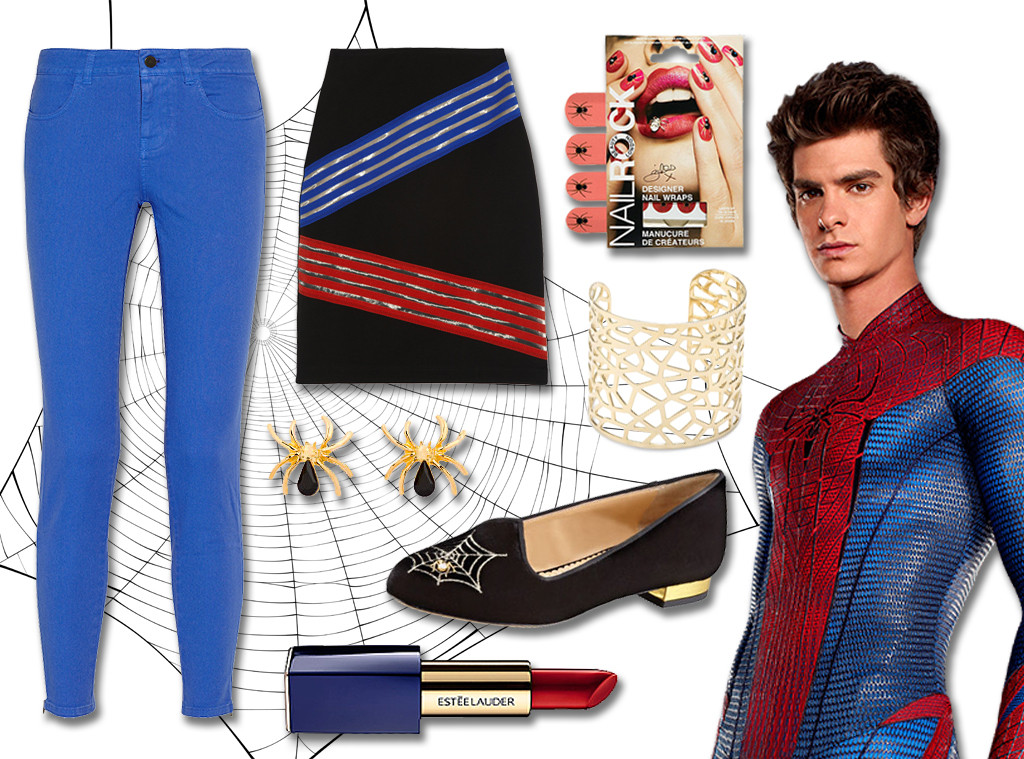 Spiderman, Muse Collage
