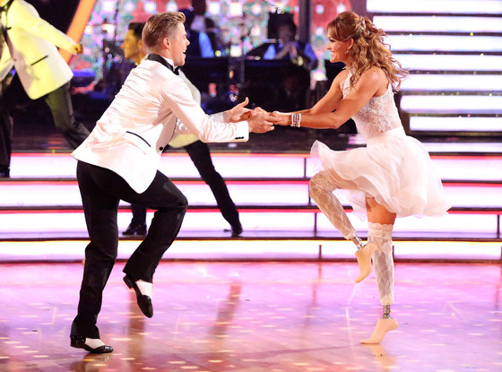 Amy Purdy, Derek Hough, Dancing with the Stars