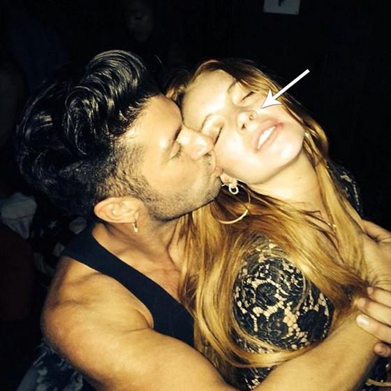Lindsay Lohan volta a usar drogas