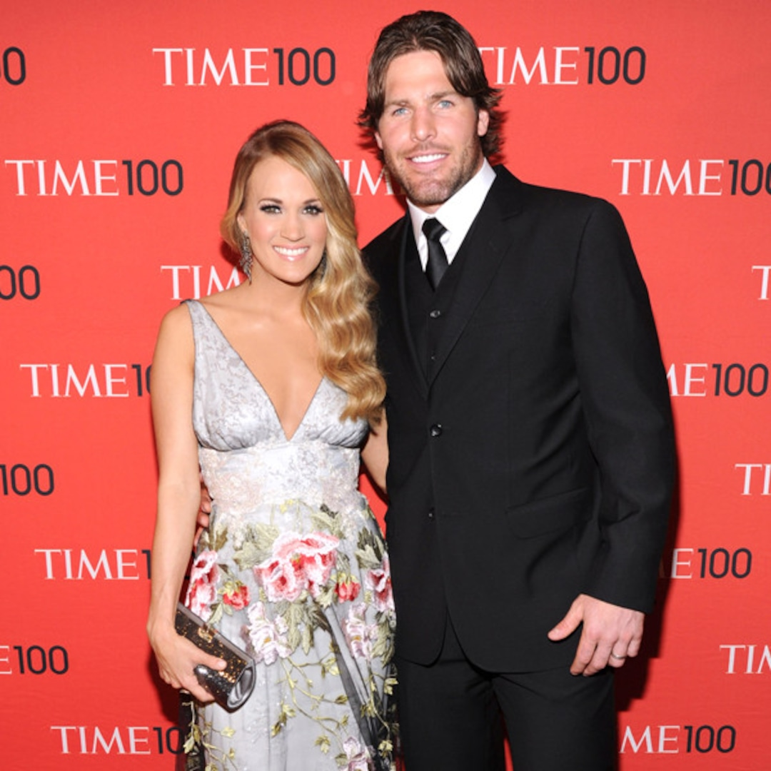Oops! Carrie Forgets Hubbys Twitter Handle on Their
