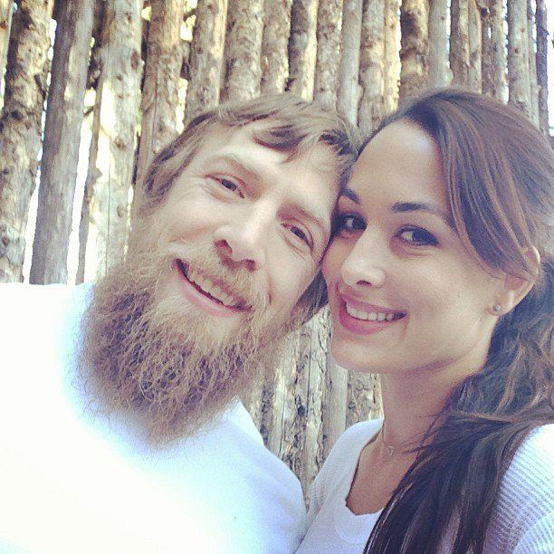 Brie Bella and Daniel Bryan's Love Story
