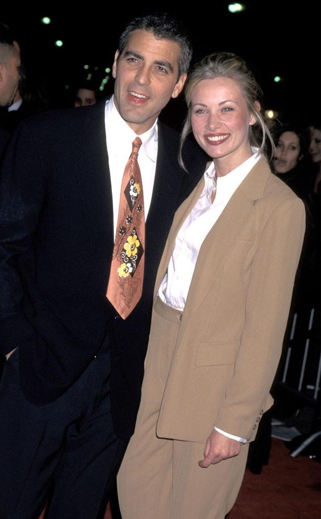 Celine Balitran, George Clooney