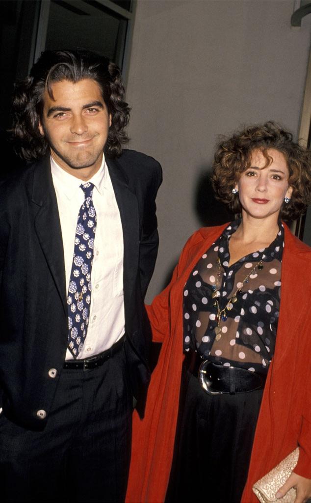 Talia Balsman, George Clooney