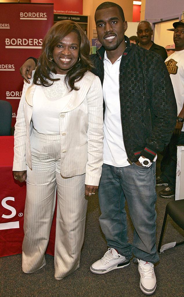 Kanye West, Donda West