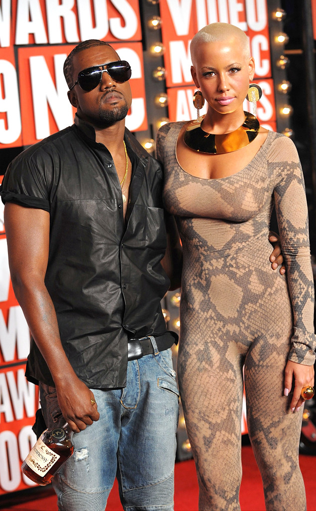 df5ee707e Amber Rose Reacts to Kanye West s Controversial
