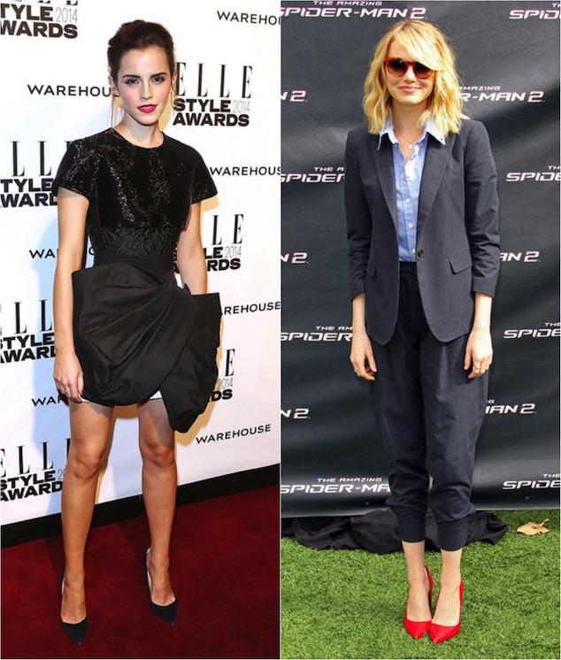 Emma Watson, Emma Stone