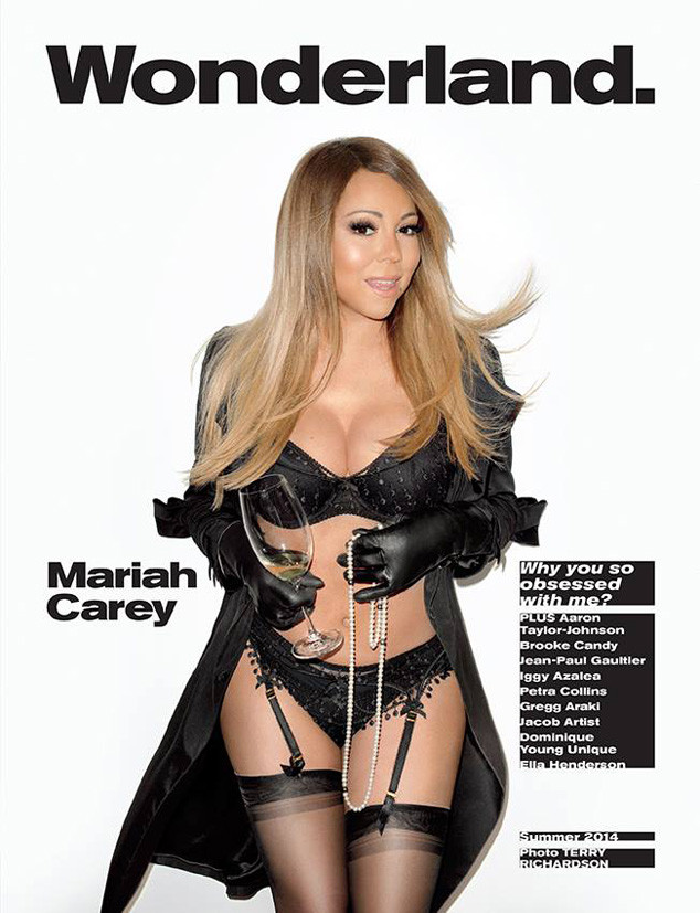 Mariah Carey, Wonderland