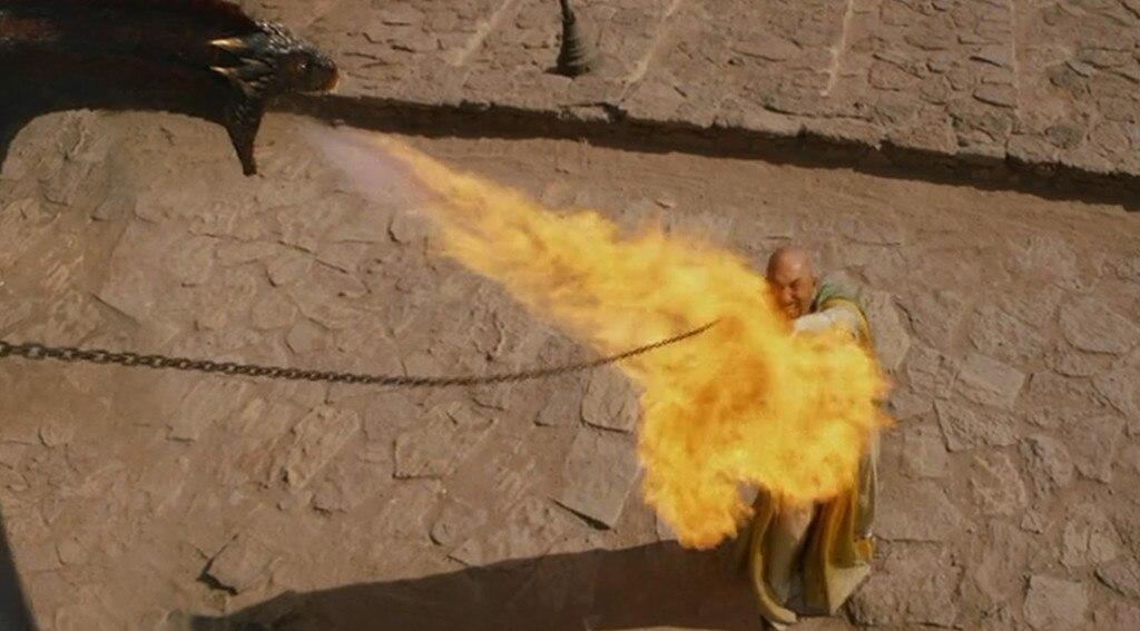Dan Hilderbrand, Kraznys mo Nakloz, Game of Thrones