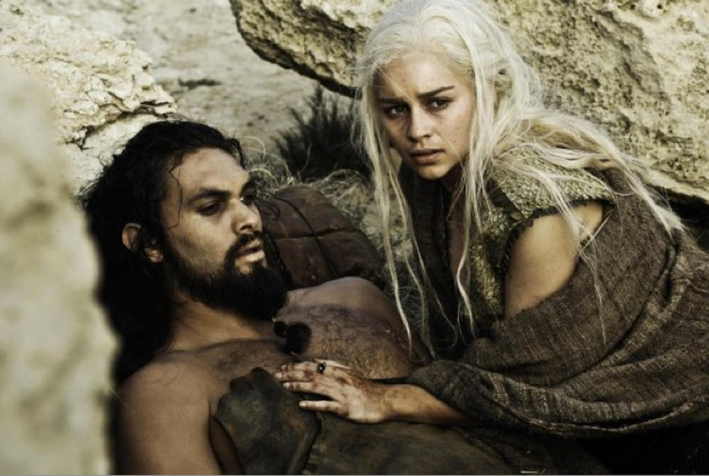 Jason Momoa, Khal Drogo, Game of Thrones