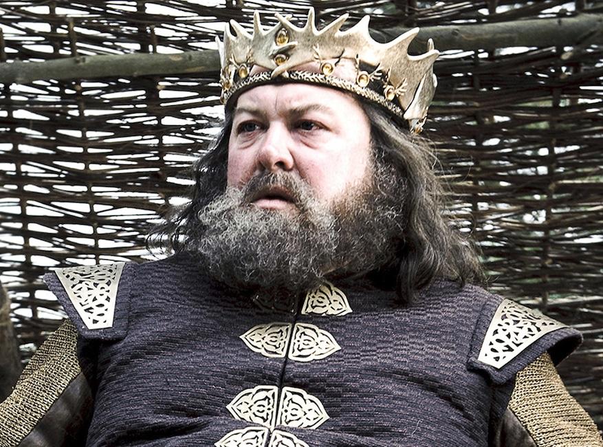 Mark Addy, Robert Baratheon, Game of Thrones