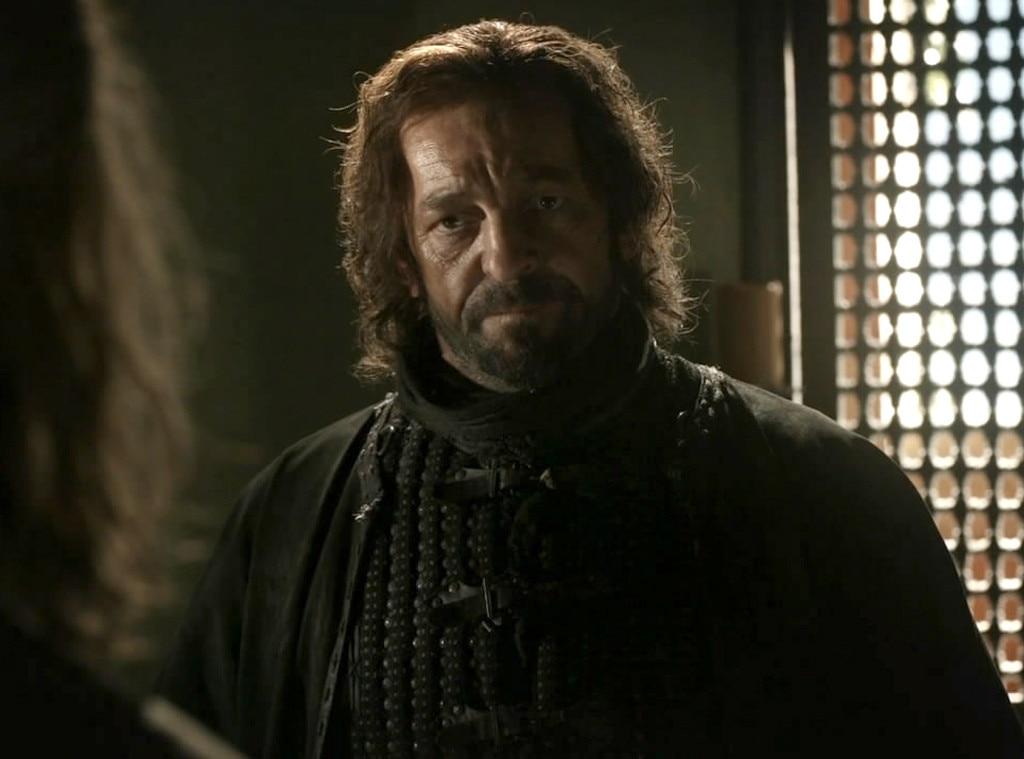 Francis Magee,Yoren, Game of Thrones