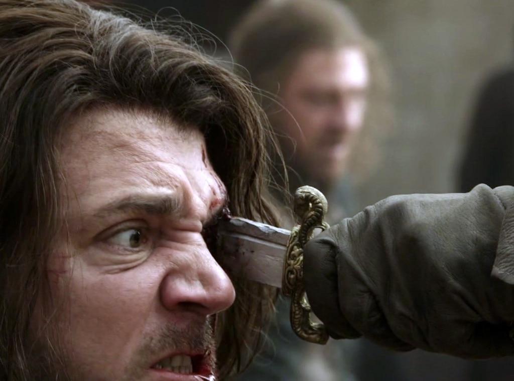 Jamie Sivew, Jory Cassel, Game of Thrones