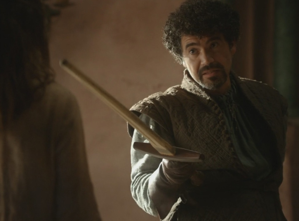 Miltos Yerolemou, Syrio Forel, Game of Thrones