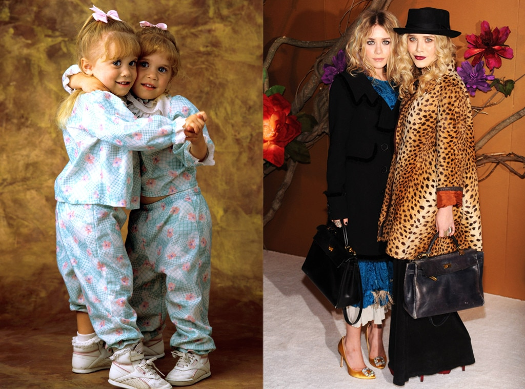 Mary Kate Ashley Olsen From Full House Where Are They Now E News