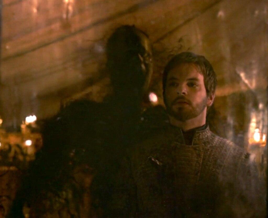 Gethin Anthony, Renly Baratheon, Game of Thrones