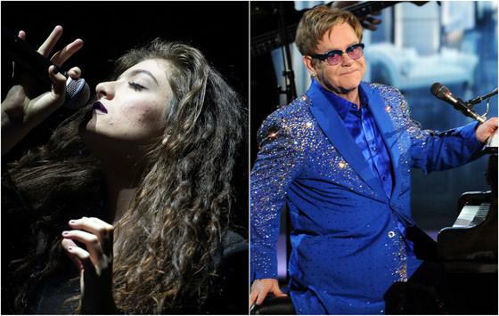 Lorde, Elton John