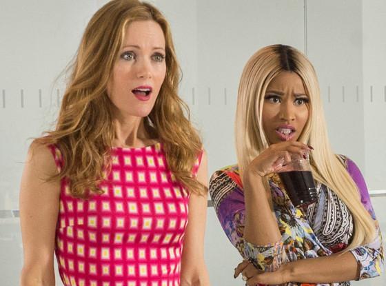 Leslie Mann, Nicki Minaj, The Other Woman