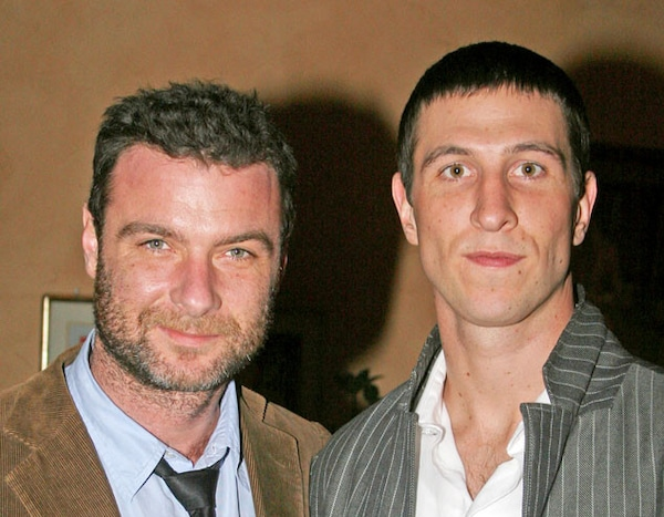 Liev & Pablo Schreiber from These Stars Are Related! | E! News