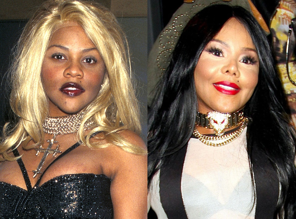 Lil Kim, Then and Now