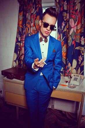 Brendon Urie, Panic! At The Disco