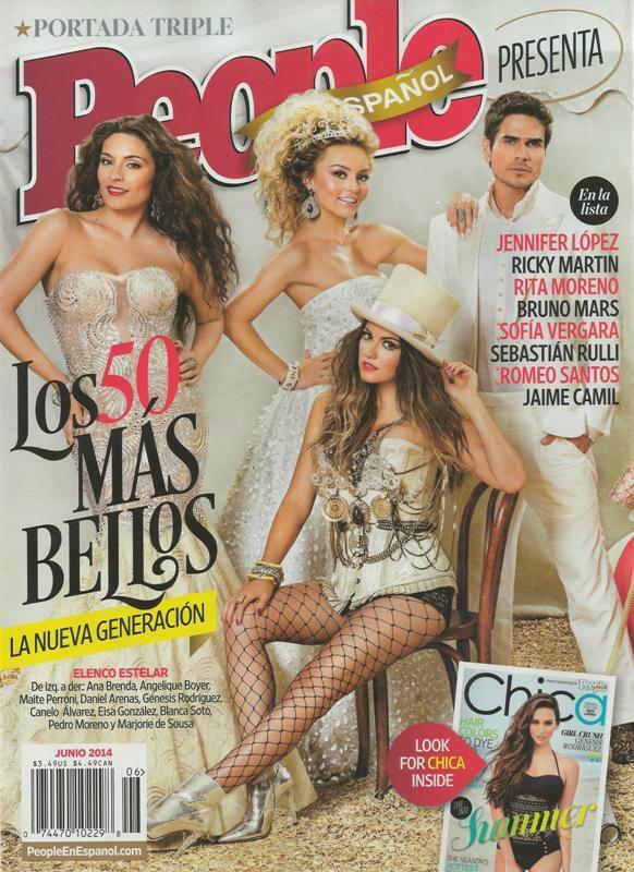 Los 50 mas bellos 2014, people en espanol