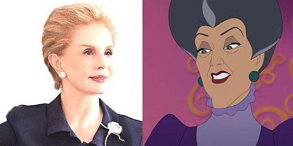 Latinos idénticos a personajes de Disney