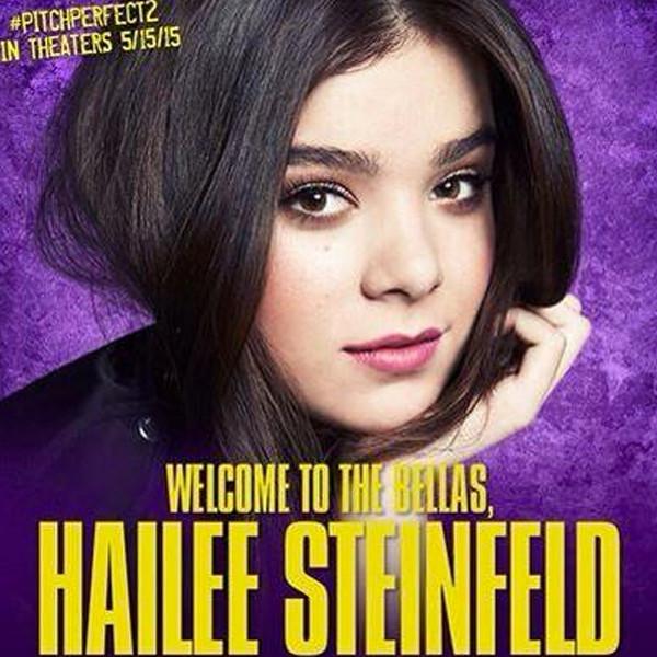 Hailee Steinfeld, Twitter