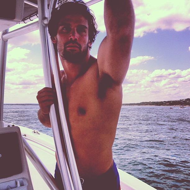 Eric Decker's Hottest Shirtless Pics