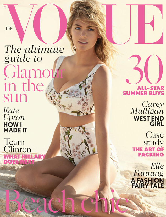 Kate Upton, British Vogue