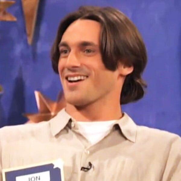 Jon hamm dating show 90s
